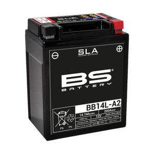 BATTERIE VÉHICULE Batterie BS BATTERY BB14L-A2 SLA sans entretien ac