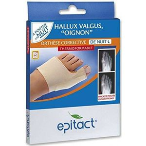 ORTHESE Orthèse de nuit thermoformable Halux valgus T M