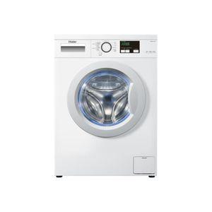 LAVE-LINGE Haier HW100-1211N Machine à laver freestanding lar