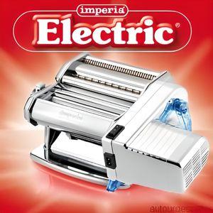 APPAREIL À PÂTES Machine à pâtes MOTORISEE Imperia Sp150