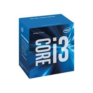 PROCESSEUR Processeur Intel Core i3 6100 3.70GHz BX80662I3610