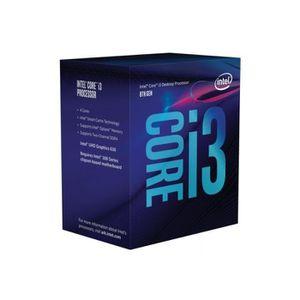 PROCESSEUR CPU Intel Core i3-8300 / LGA1151v2 / Box ### - BX8