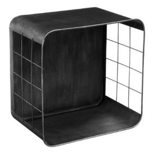 etagere murale casier achat vente etagere murale casier pas cher cdiscount. Black Bedroom Furniture Sets. Home Design Ideas