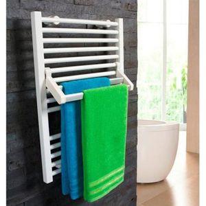 PORTE SERVIETTE Porte-serviettes pour radiateur