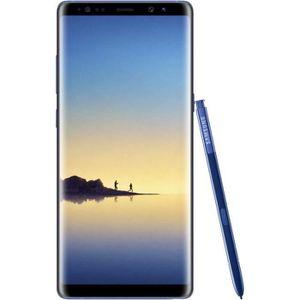 SMARTPHONE Samsung Galaxy Note8 6G + 64G Dual sim Bleu