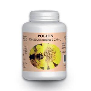 DÉFENSE IMMUNITAIRE  Boitede 100 gélules dosées à 220 mg.