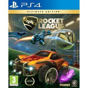 JEU PS4 Rocket League Ultimate Edition Jeu PS4