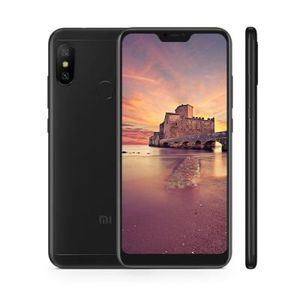 SMARTPHONE Xiaomi Redmi Note 6 Pro 4G Phablet Android 8.1 5,8