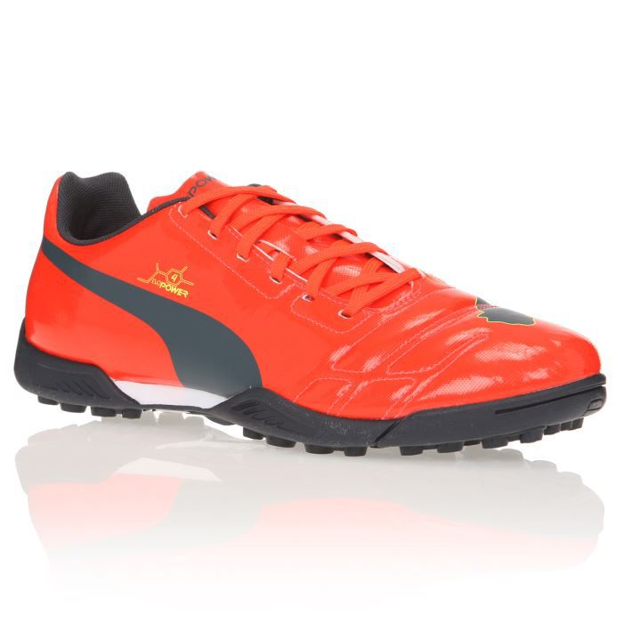 PUMA Chaussures Football Futsal Evopower 4 Terrain Stabilisé Turf ...