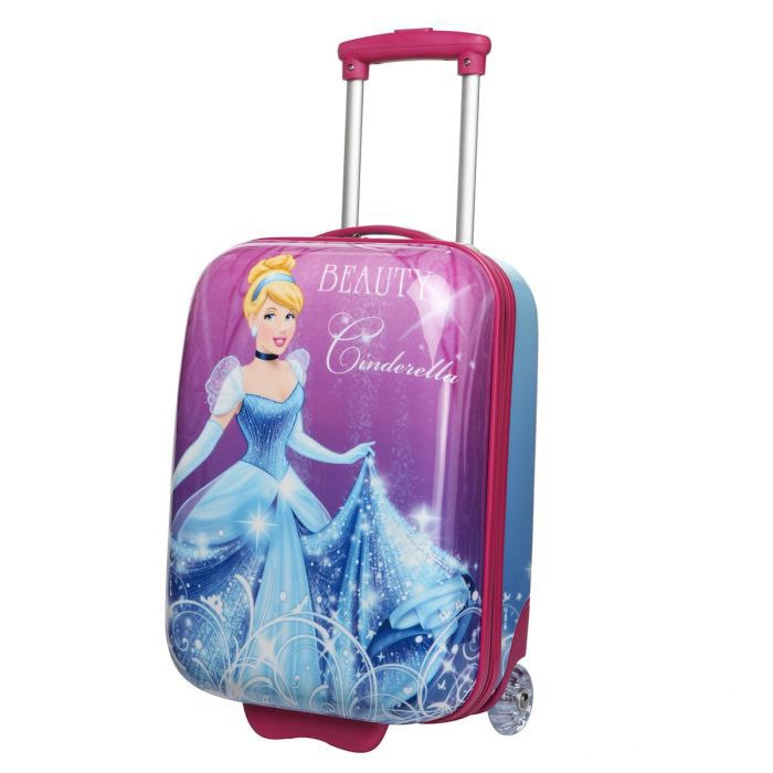 disney valise cabine trolley 48cm princess fille violet achat vente valise bagage disney. Black Bedroom Furniture Sets. Home Design Ideas