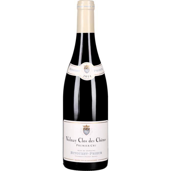 Vin Rouge - Volnay 1er Cru Clos Des Chênes 2014 - Bouteille 75cl