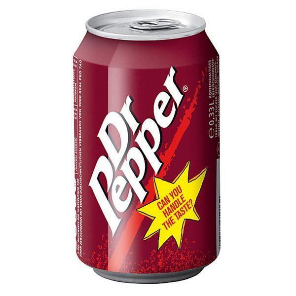 Dr. Pepper 24 x 0,33l