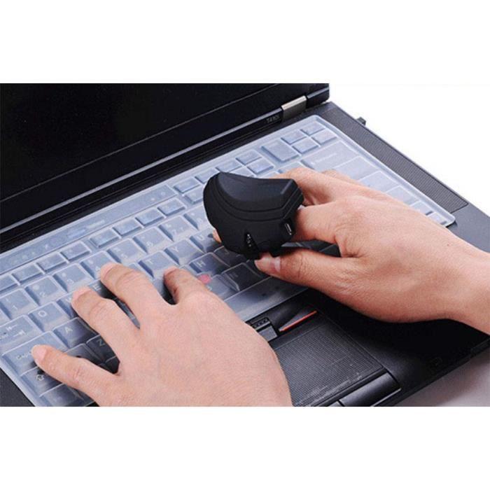 Souris Mouse Creative 2.4G sans Fil Matériau Abs écologique 60 * 40 * 38mm Etudiant en Business téléphone Portable Bague Souris par
