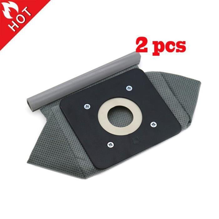 Sac en tissu d'aspirateur réutilisable, universel lavable, sacoche anti poussière pour aspirateur Samsung Philips El*CB7419
