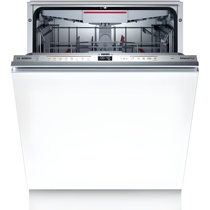 Lave-Vaisselle Tout Intégrable BOSCH SMV6ECX93E