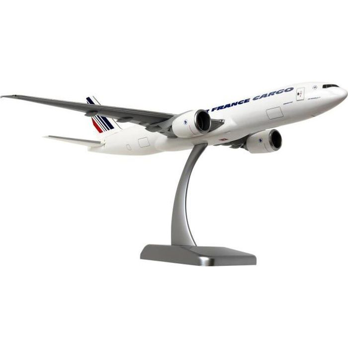 Maquette AIR FRANCE BOEING 777-200F CARGO au 1/200