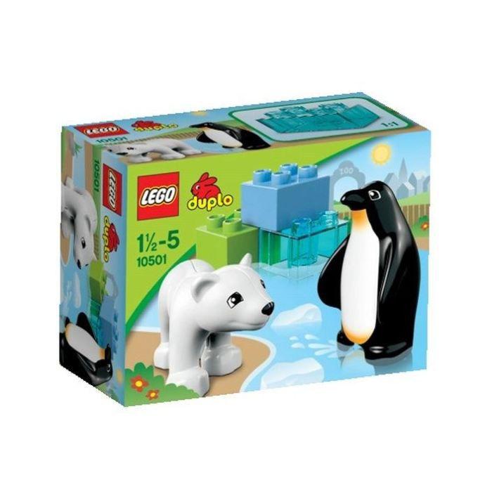 Les Animaux Polaires du Zoo LEGO® DUPLO® 10501