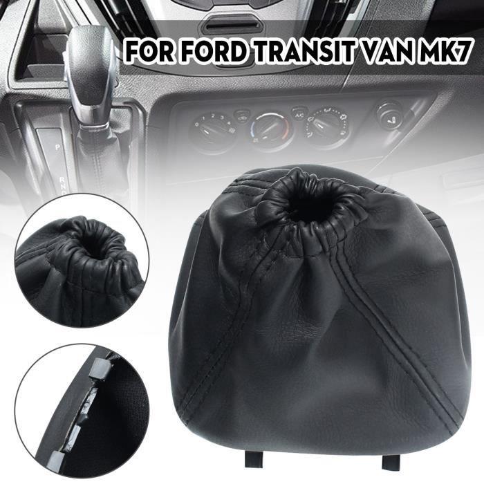 Pommeau Levier de Vitesse Soufflet Couverture Pour Ford Transit Van MK7 2006-2013
