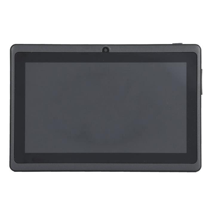 Tablette Quad-Core 7 pouces Q88h A33 pour Android 4.2 512 Mo + 8 Go noir EU plug