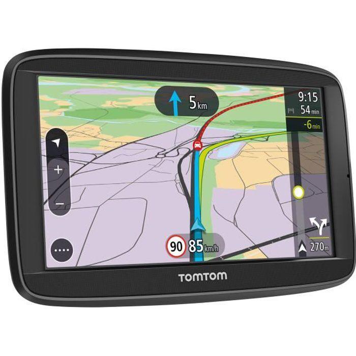 TomTom VIA 52 Navigateur GPS automobile 5 po grand écran