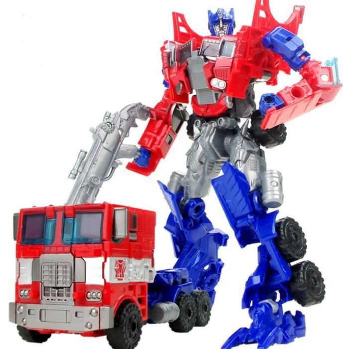 jouet transformers optimus prime achat vente jeux et jouets pas chers. Black Bedroom Furniture Sets. Home Design Ideas