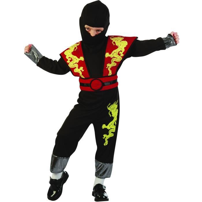 DÉGUISEMENT - PANOPLIE Déguisement ninja   garçon