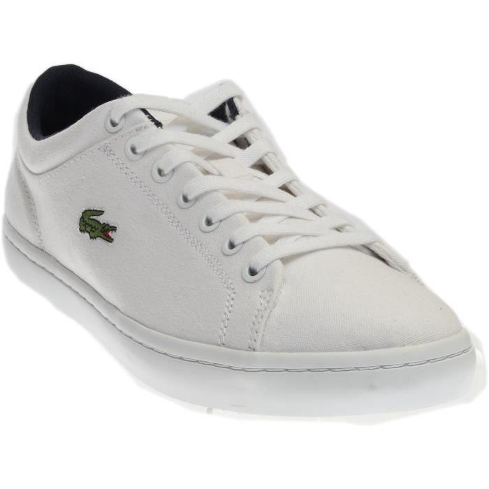 1 2 Lacoste Vente 39 Straightset Xoea8 Achat Taille Blanc wXqH7SI