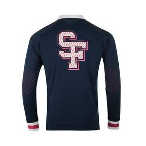 maillot rugby stade francais achat vente pas cher. Black Bedroom Furniture Sets. Home Design Ideas