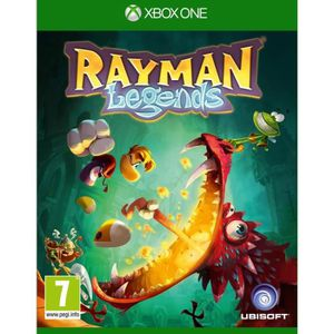 JEU XBOX ONE Rayman Legends Jeu XBOX One