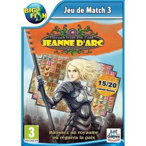 JEU PC Heroes from the Past: Jeanne d'Arc Jeu PC