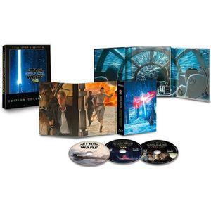 BLU-RAY FILM Blu-ray 3D Star Wars : Le Réveil de la Force - Édi