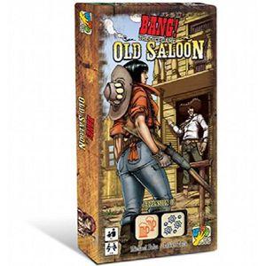 DÉS - JEU DE DÉS Dv Jeux Dvg9112 - The Dice Game Old Saloon - Expan