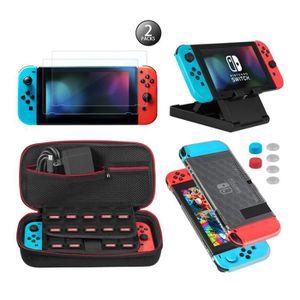 PACK ACCESSOIRE Accessoire Nintendo Switch 13 en 1 Nintendo Switch