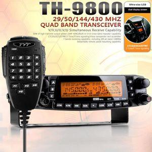 TALKIE-WALKIE Usine Autorisé Tyt Th-9800 Dhl / Ems  1508a 50 W E