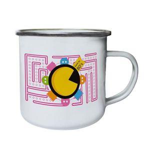 BOL 280ml Tasse - Le jeu Pac Man Pac-man Retour à 80 R