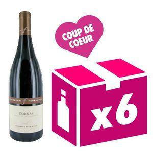 VIN ROUGE Cornas les Grands Muriers vin rouge 6x75cl Ferrato