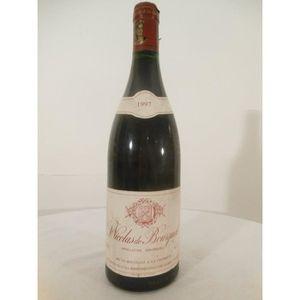 VIN ROUGE saint nicolas de bourgueil delaunays rouge 1997 -