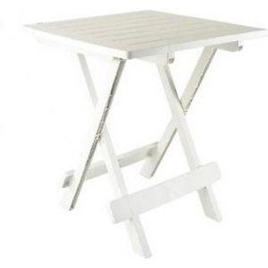 Table basse de jardin plastique