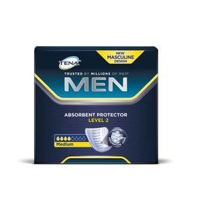 FUITES URINAIRES absorbante de protection pour l'incontinence mascu