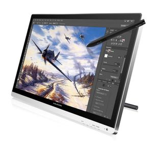 TABLETTE GRAPHIQUE Huion HD 21.5 Pouces Pen Display Interactive GT-22