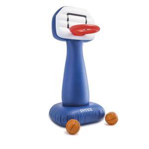 AIRE DE JEUX GONFLABLE INTEX Panneau De Basket Sur Pied Gonflable