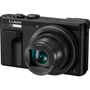APPAREIL PHOTO COMPACT PANASONIC LUMIX DMC-TZ80 NOIR