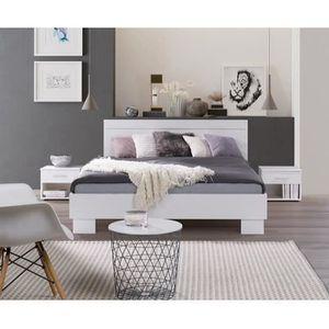CHAMBRE COMPLÈTE  Ensemble design pour chambre à coucher COMO. Lit 1