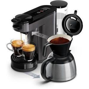 MACHINE À CAFÉ PHILIPS SENSEO Switch HD6591/21 Machine à café dos