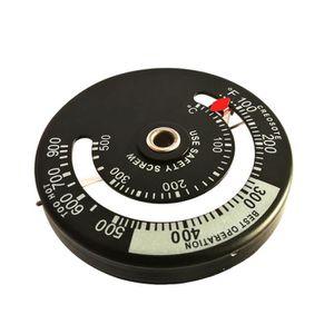 POÊLE À BOIS Thermomètre Magnétique de Poêle à bois Four Gril C