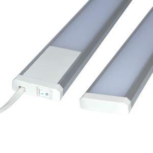 AMPOULE - LED Luminaire à encastrer à LED, barrette d'éclairage
