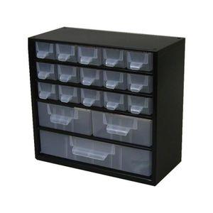 PERCEUSE Casier metal 60 tiroirs et separateurs et etiquett
