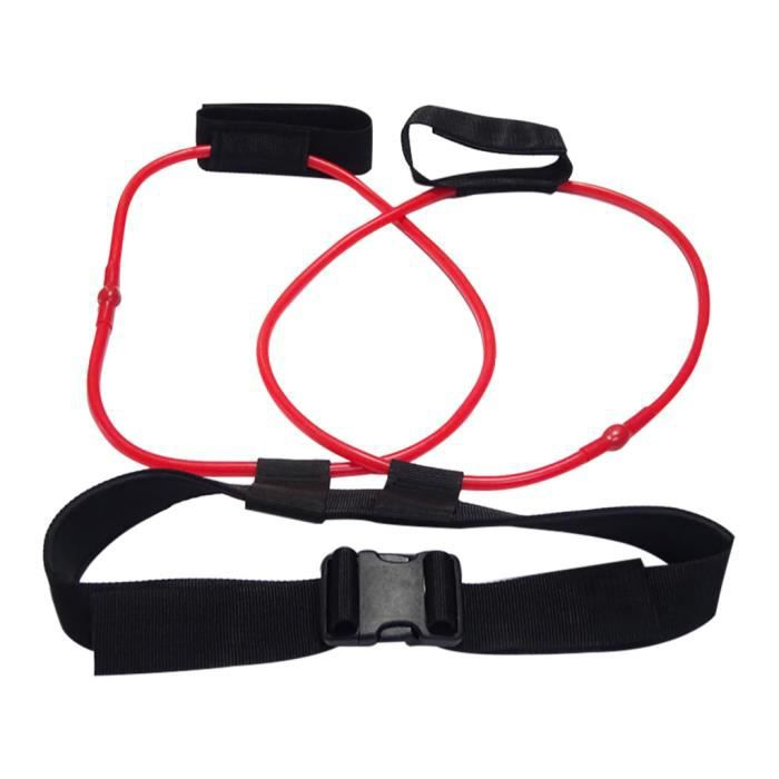 Fitness Training Résistance Ceinture jambe Musculation Muscle sanglage S10156