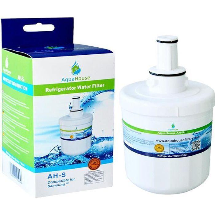 Filtre Eau Compatible Réfrigérateur Samsung - Remplace DA29-00003G, DA29-00003A, DA29-00003B, HAFIN1 EXP