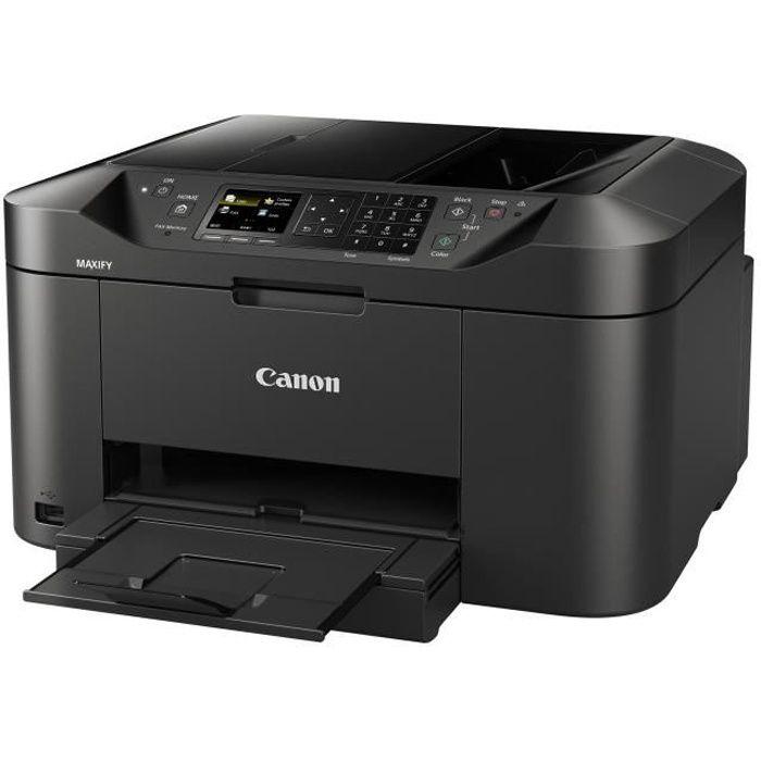 Canon Maxify Mb2150 Imprimante multifonctions couleur jet d'encre A4 (210 x 297 mm), Legal (216 x 356 mm) (original) A4 Legal...